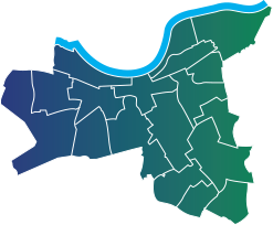Wandsworth Map
