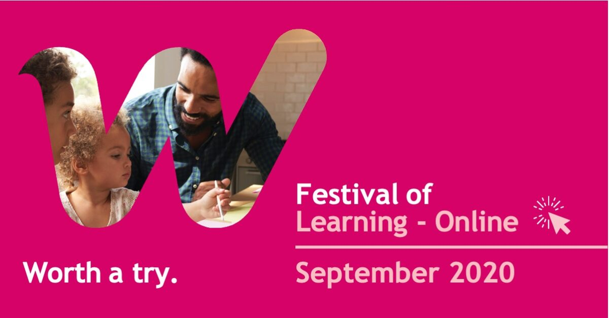 Wandsworth Festival of Learning Online
