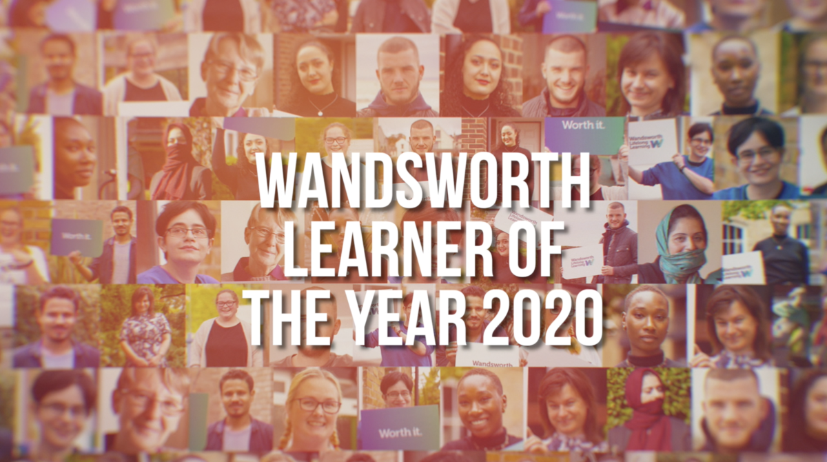 Wandsworth Learner of the Year 2020